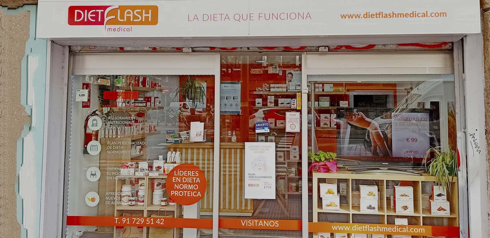 Dietflash Madrid
